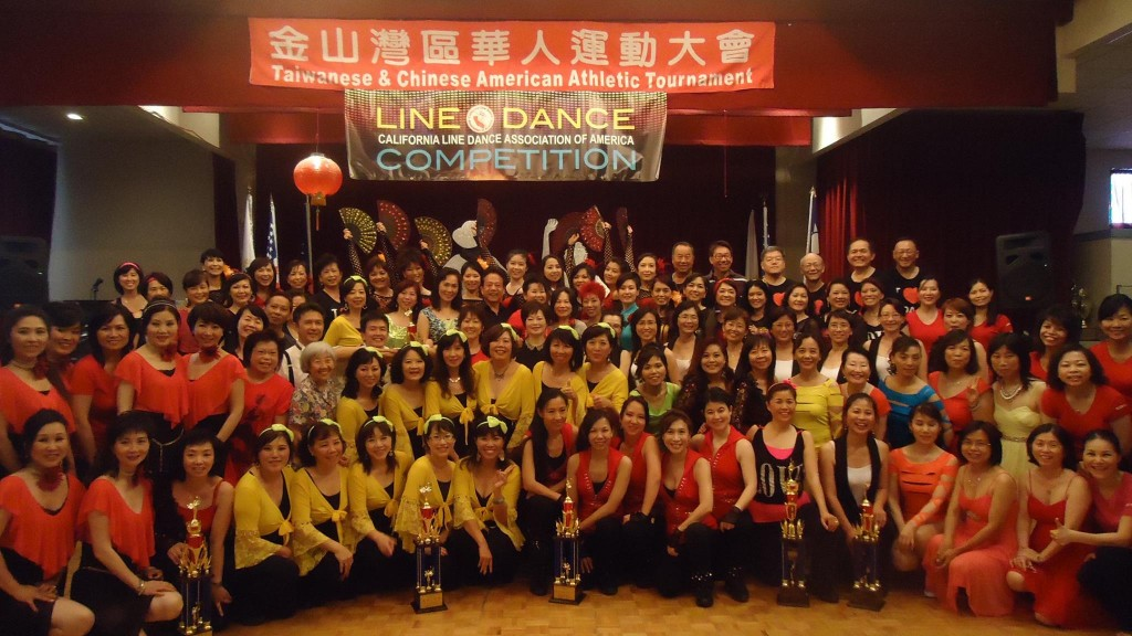 linedance competition